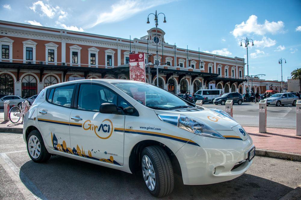 Car2go - Dal 15 settembre divieto di andare al Sud