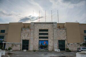 Lo stadio della Vittoria