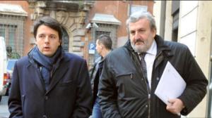 Renzi ed Emiliano