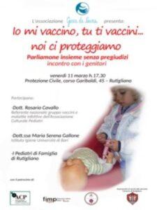 evento vaccini
