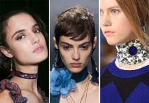 Spring Summer Accessory Jewelry Trends Chokers