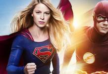 Supergirl E The Flash Crossover