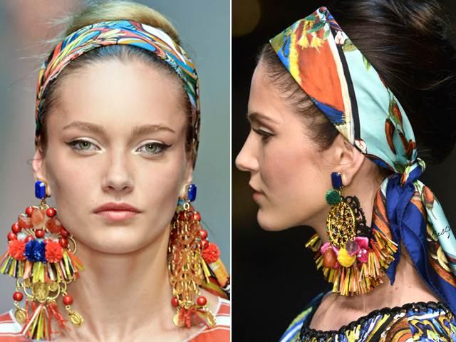 Accessori Capelli Dolce Gabbana