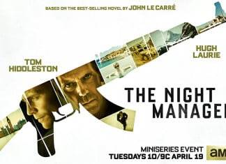 The Night Manager Key Art Poster X Type