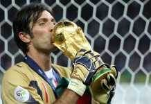 Buffon World Cup Gianluigi Buffon