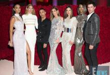 Rs X Joan Smalls Doutzen Kroes Olivier Rousteing Cindy Crawford Alessandra Ambrosio Jourdan Dunn Met Gala Inside Pics Exclusive Jr E