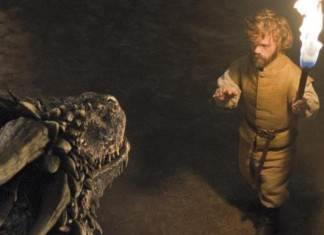 Tyrion Face Aux Dragons