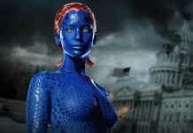 X Men Apocalypse Mystique