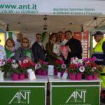 L'evento di beneficenza organizzato con l'Ant