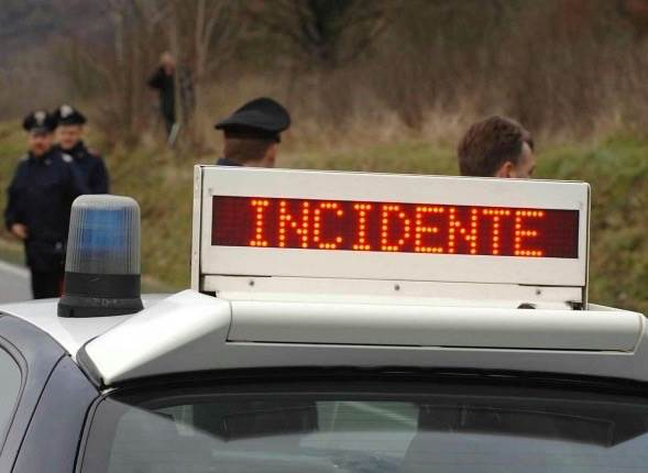 Incidente sulla Terlizzi-Giovinazzo: due i morti