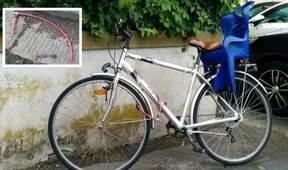 La bicicletta rubata
