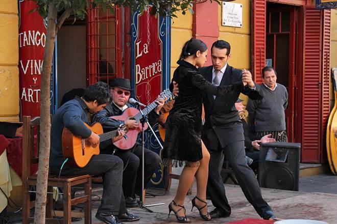 Caminito Tango