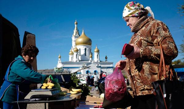 Embargo Russia Mercato W