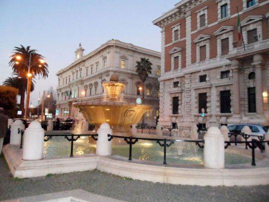 Fontana Corso Cavour