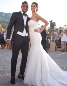 Melissa Satta Sposa Boateng Matrimonio Foto