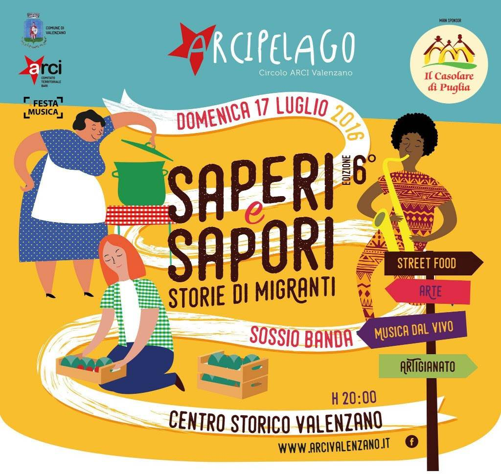 Saperi&Sapori 2016
