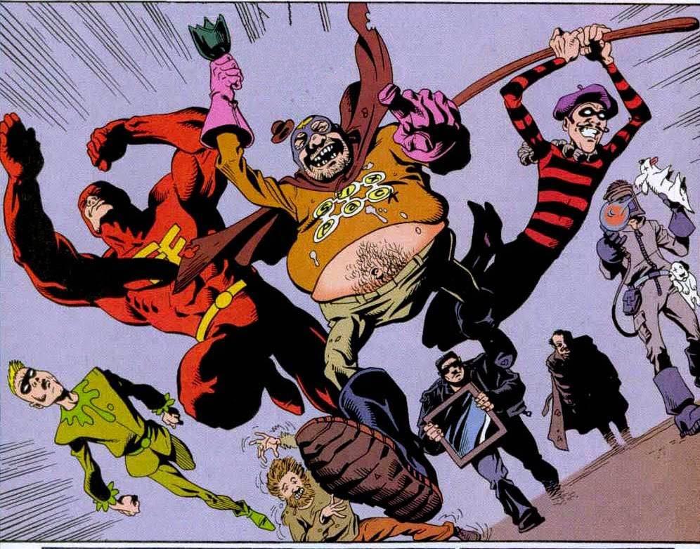 Dc Comics Hitman Sixpack E La Sezione
