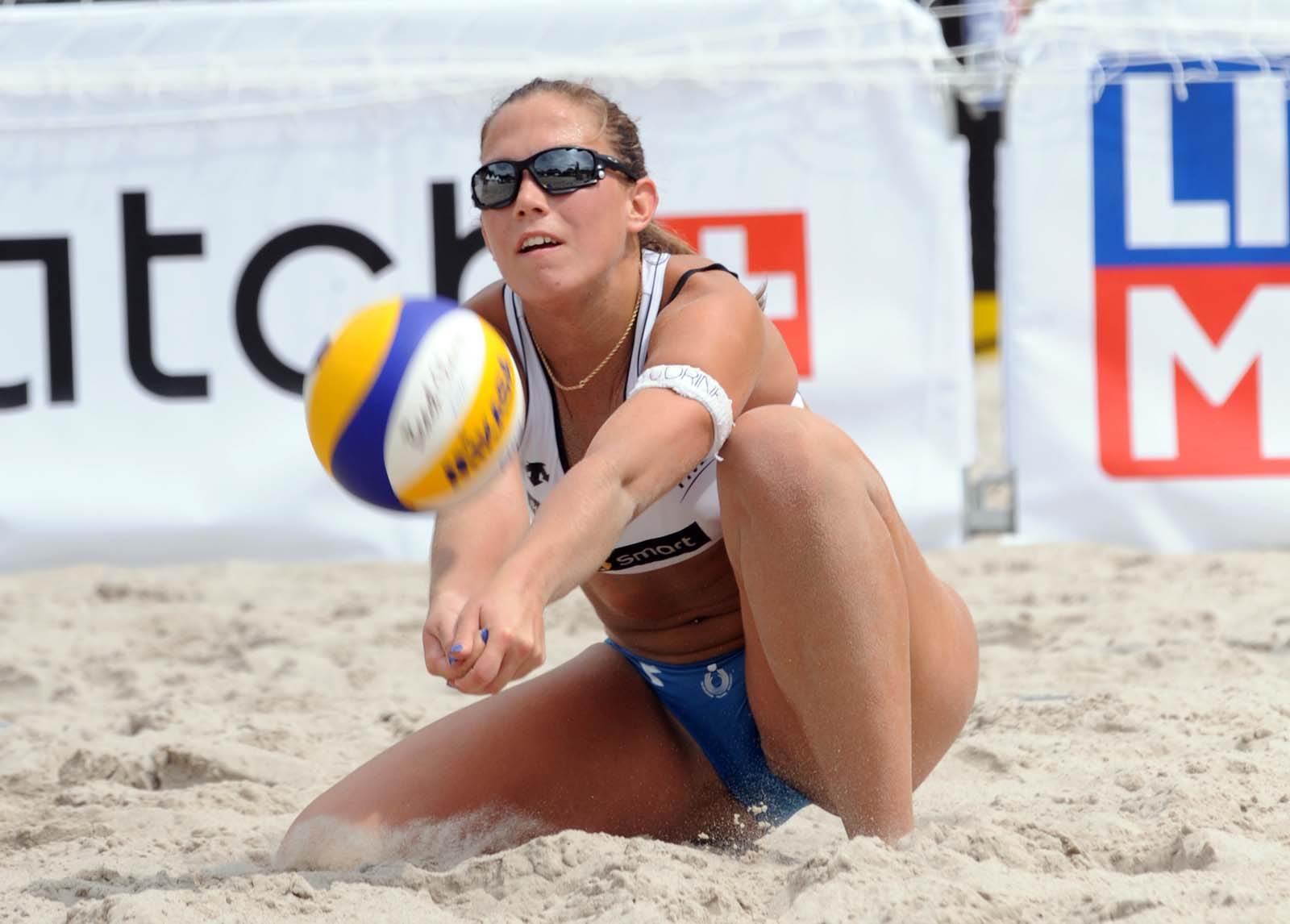 The Women Of Beach Volleyball