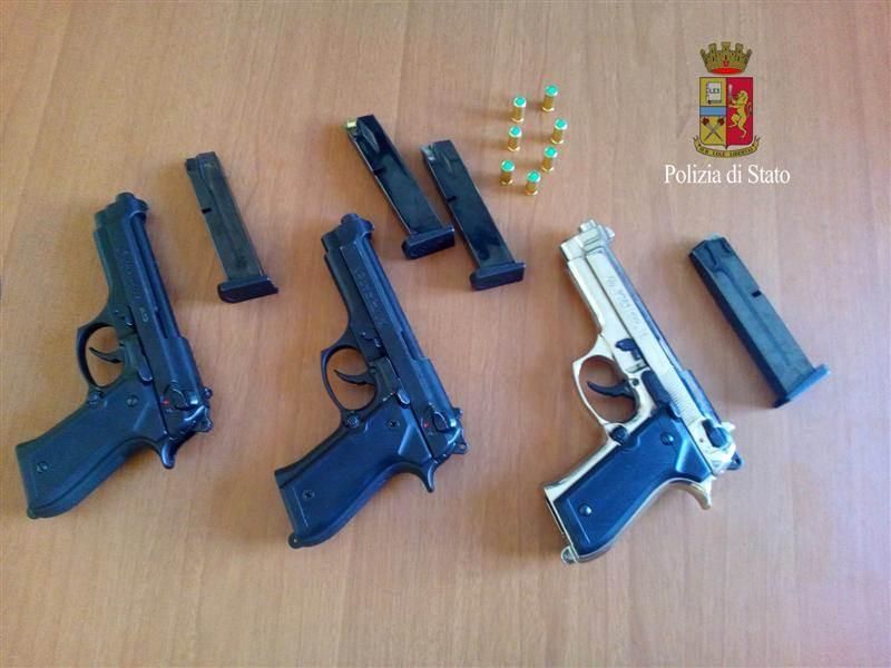 Pistole Medium