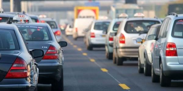 Traffico Autostrada Mr