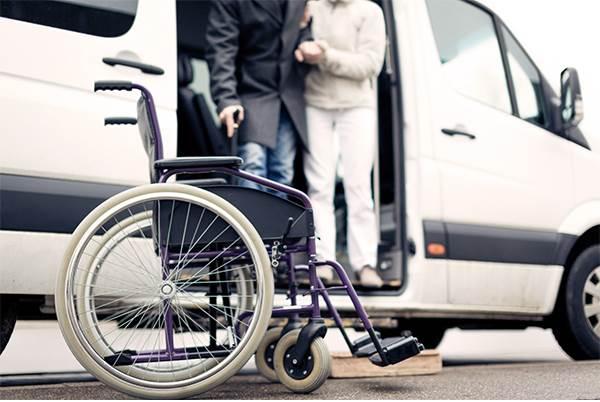 Trasporto Disabili E Anziani