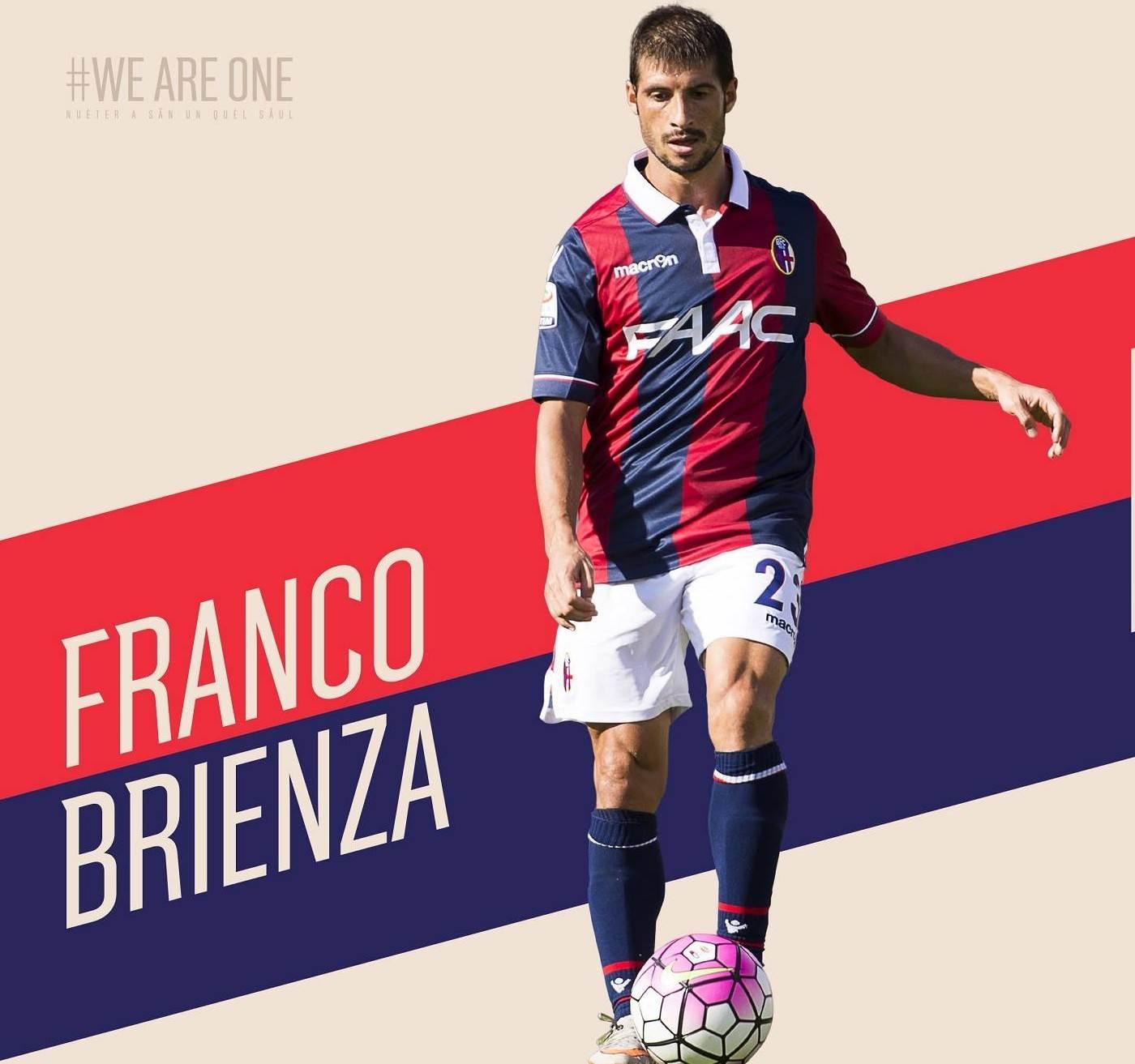 Brienza, ciao Bologna: biennale con il Bari