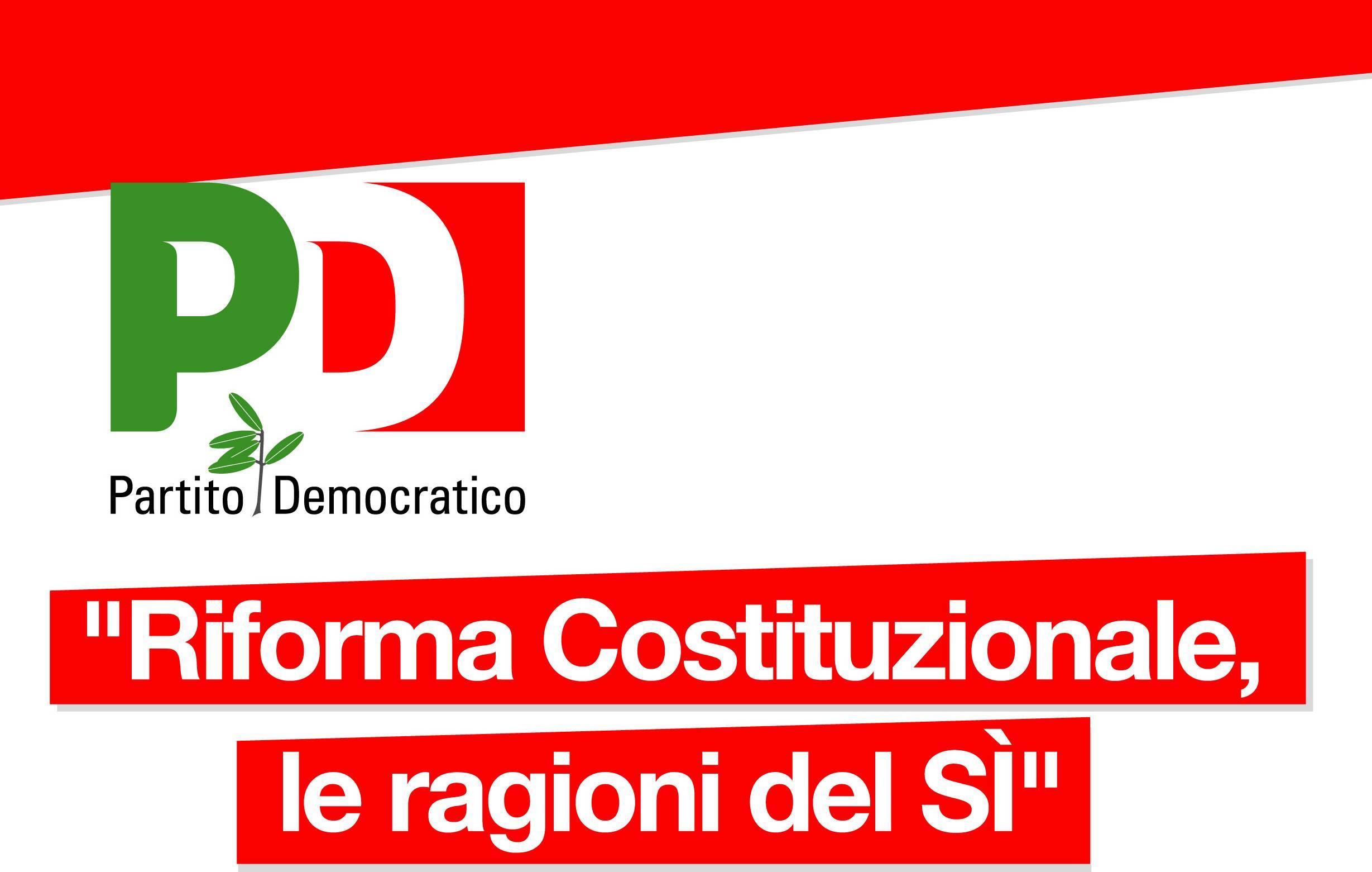 Referendum da cassano a ginefra e boccia deputati pd for Deputati del pd
