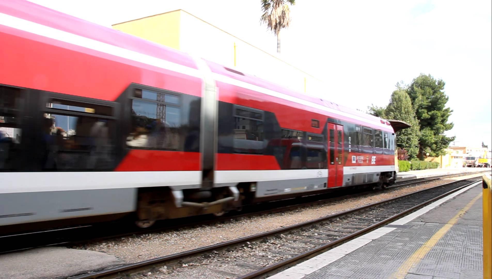 Ferrovie Sud-Est, bloccati 25 ATR non sicuri