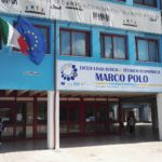 L'ingresso del Marco Polo