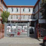 L'ingresso dell'istituto Romanazzi