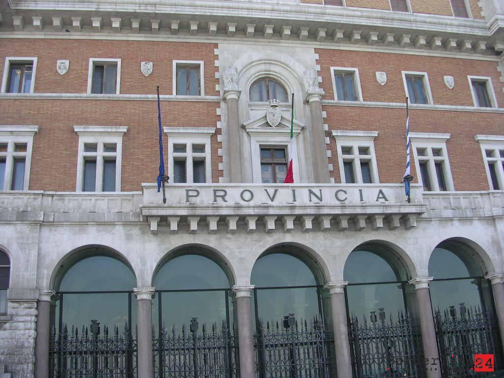 Il Palazzo Dellex Provincia