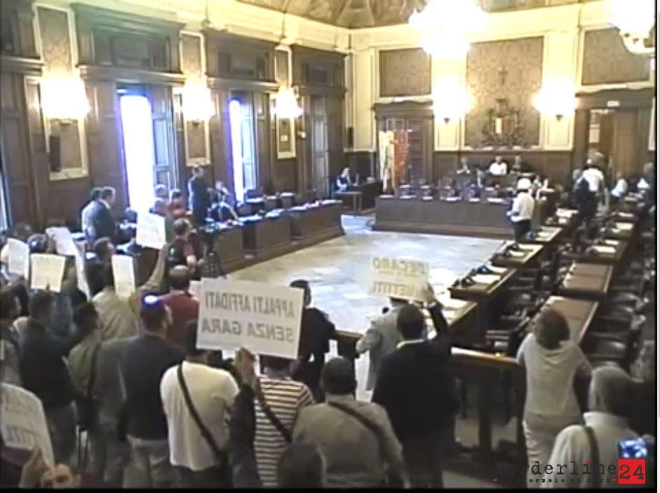 Consiglioprotesta