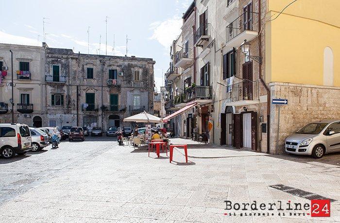Piazza San Pietro Bari