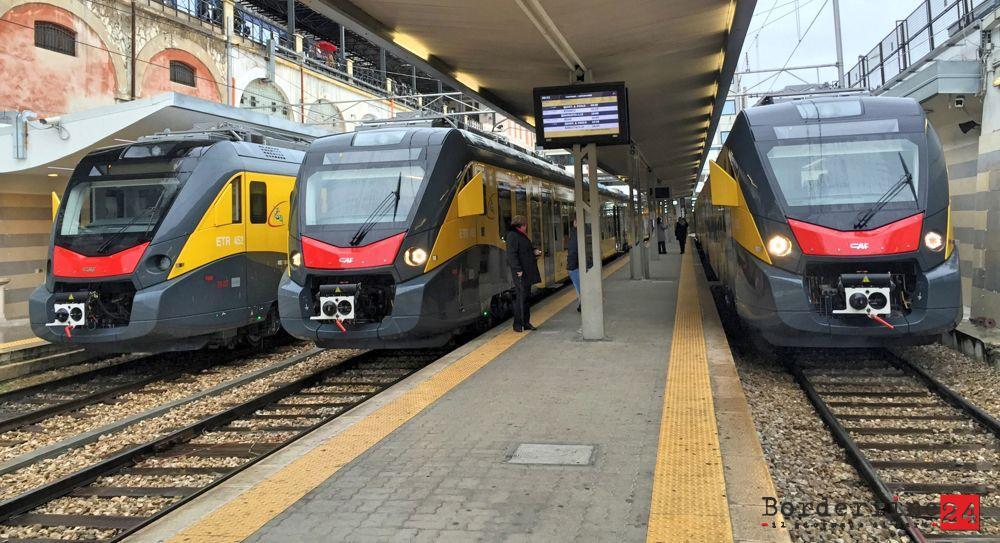 Treni Ferrotramviaria