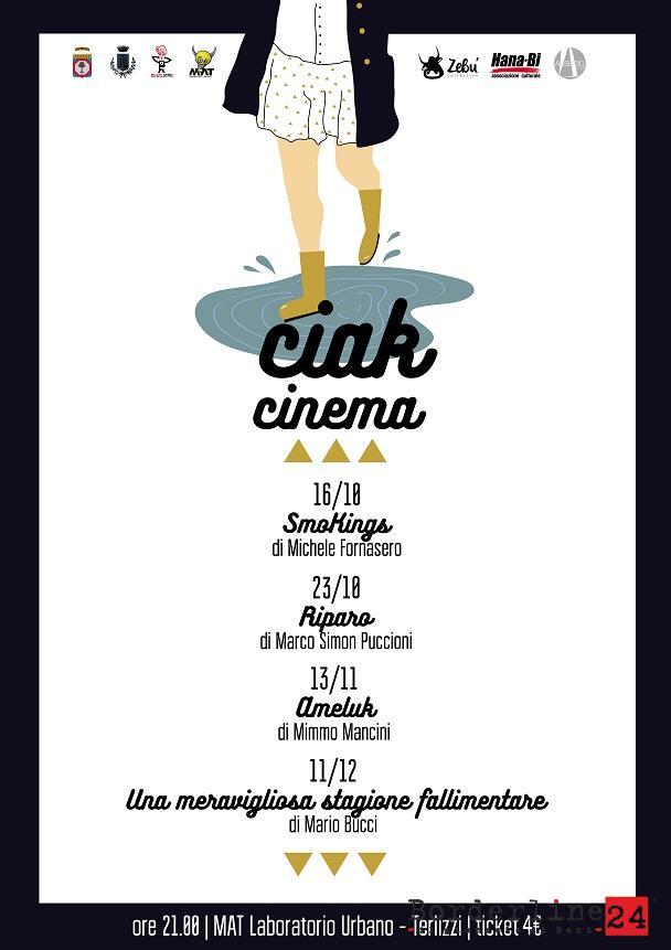 Locandina Cinemanovembrestampa