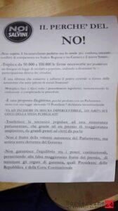 Volantinaggio Noi Con Salvini Jpg