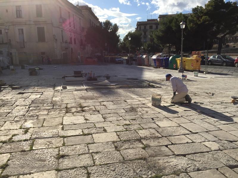 Piazza Federico Ii Di Svevia