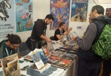 Hyppostyle al Lucca Comics & Games
