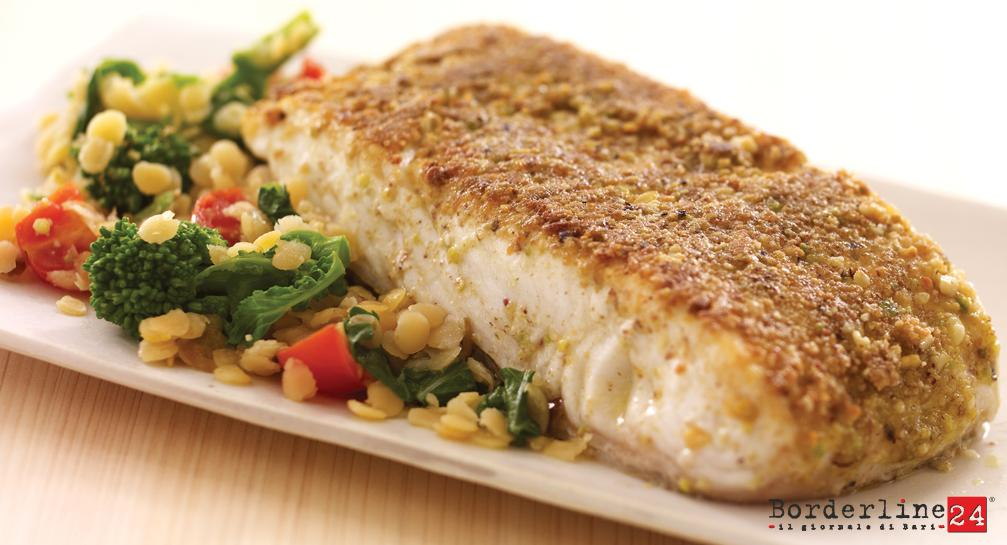 Dukkah Crusted Fish X
