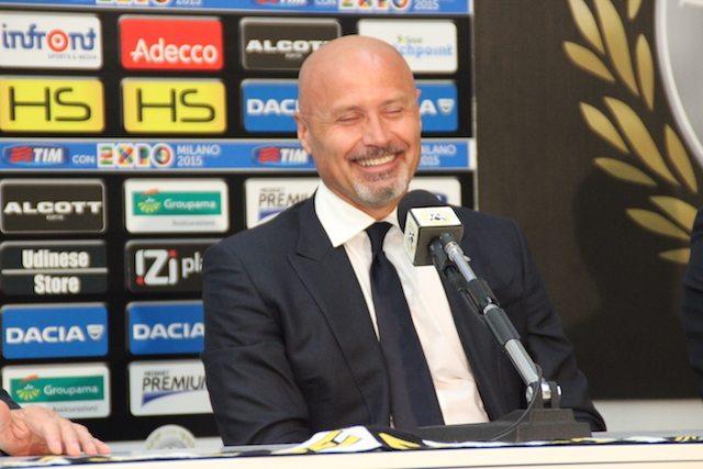 Serie B Bari, Colantuono: