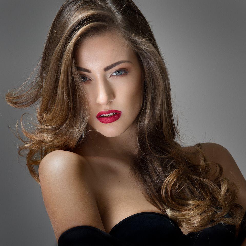 Top Fashion Model Ilaria Petruccelli