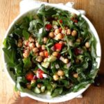 Chickpea Salad With Sumac Powder Recipe By Season With Spice Asian Spice Shop