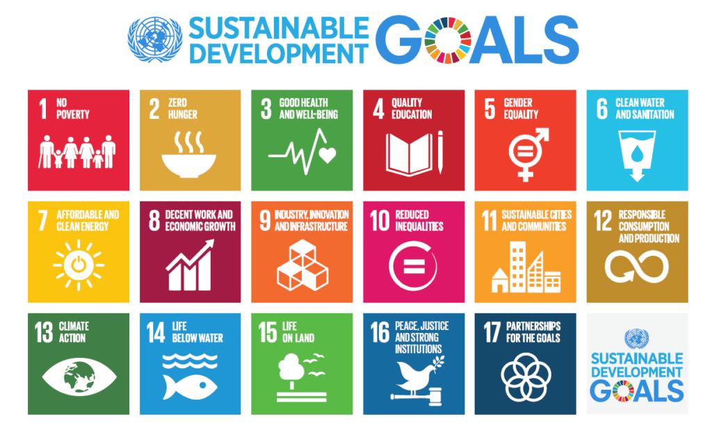 obiettivi sostenibili onu