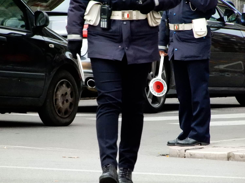 Polizia Municipale Luca Desiderato
