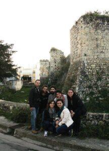 Autori Tesi Restauro Castello Di Tutino