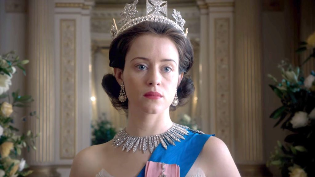 The Crown Netflix Trailer