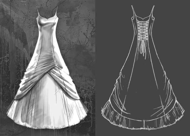 ChoQB Dress