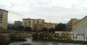 cantiere abbandonato a Japigia