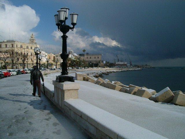Meteo Abruzzo, neve per l'Epifania: ecco le previsioni