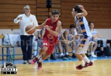 basket brindisi city